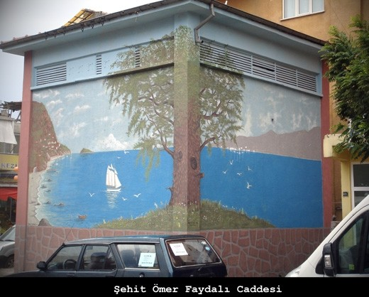 Şehit Ömer Faydalı Caddesi
