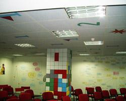 BT Akademi - Duvar Resimleri