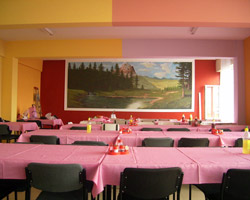 Yalova Üniversitesi Kantini - Duvar Resmi