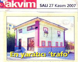 Hürriyet Gazetesi - Bursa baskısı.