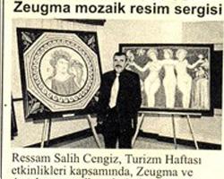Aynalı Pazar Gazetesi - Çanakkale