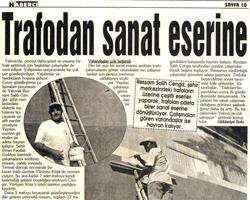Basında Salih Cengiz