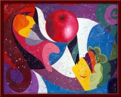 Yasak Meyva 50X70 cm - 1996