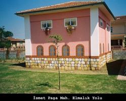 Elmalık Yolu - İsmet Paşa Mahallesi