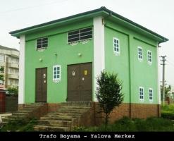 Trafo Boyama - Yalova Merkez