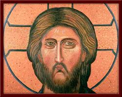İsa Peygamber (Jesus Christ) 110X110 cm - 2004