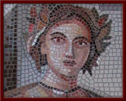 Maenad (Maenad) 172X84 cm - 2003
